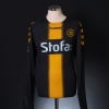 2012-13 AC Horsens Match Issue Away Shirt Lovel #6 L/S L