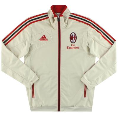 2012-13 AC Milan adidas Track Jacket S