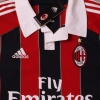 2012-13 AC Milan Home Shirt *BNWT*