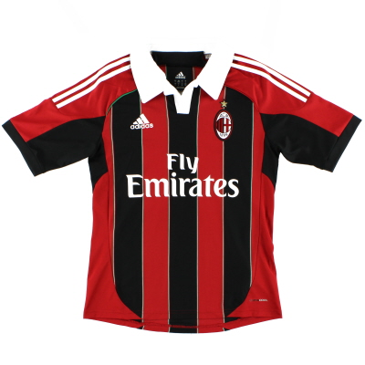 2012-13 AC Milan Home Shirt Y