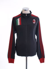 2012-13 AC Milan adidas Training Jacket XL