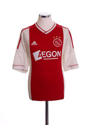 2012-13 Ajax Home Shirt XL