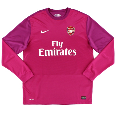 2012-13 Arsenal Goalkeeper Shirt L