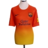 2012-13 Barcelona Away Shirt Messi #10 M