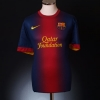 2012-13 Barcelona Home Shirt Messi #10 L