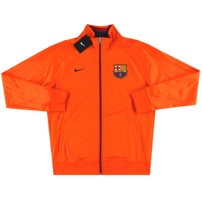 2012-13 Barcelona Nike Core Training Track Jacket *w/tags*