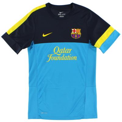 2012-13 Barcelona Training Shirt S