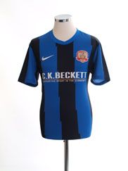 2012-13 Barnsley Away Shirt M