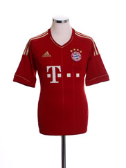 2012-13 Bayern Munich Home Shirt L