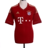 2012-13 Bayern Munich Home Shirt Gomez #33 L