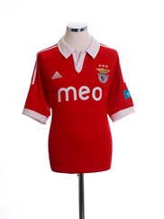 2012-13 Benfica Home Shirt S