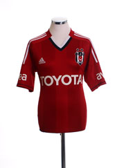 2012-13 Besiktas Third Shirt L