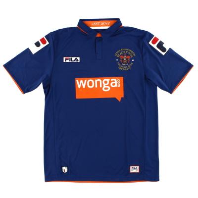 2012-13 Blackpool '125th Anniversary' Third Shirt S