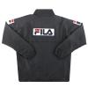 2012-13 Blackpool Fila Track Jacket L