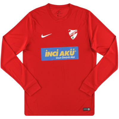 2012-13 Boluspor Nike Home Shirt L/S *As New* M