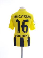 2012-13 Borussia Dortmund CL Home Shirt Blaszczykowski #16 L