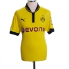 2012-13 Borussia Dortmund Home Shirt Großkreutz #19 XL