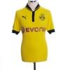 2012-13 Borussia Dortmund Home Shirt M.Gotze #10 M