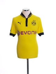 2012-13 Borussia Dortmund Home Shirt M