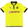 2012-13 Borussia Dortmund Home Shirt Perisic #14 L