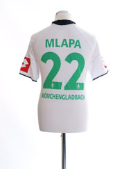 2012-13 Borussia Monchengladbach Home Shirt Mlapa #22 M