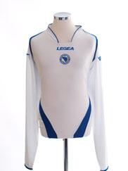 2012-13 Bosnia & Herzegovina Away Shirt L/S *Mint* XL