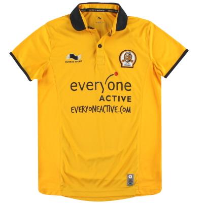 2012-13 Cambridge United Centenary Home Shirt XS
