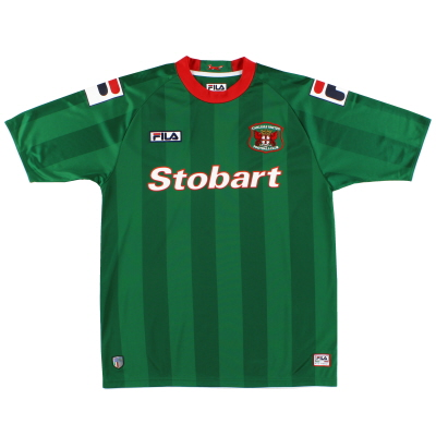2012-13 Carlisle Away Shirt *Mint* L