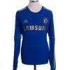 2012-13 Chelsea Home Shirt Torres #9 L/S L