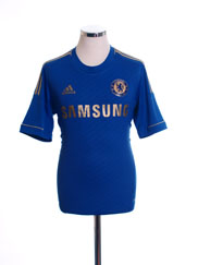 2012-13 Chelsea TechFit Player Issue Home Shirt *BNWT*