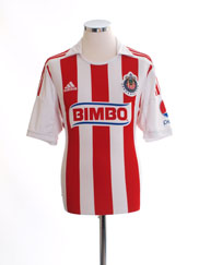 2012-13 Chivas Guadalajara Home Shirt M
