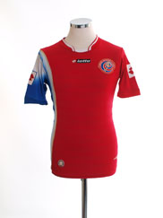 2012-13 Costa Rica Home Shirt S