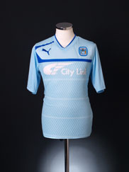 2012-13 Coventry Home Shirt *Mint* M