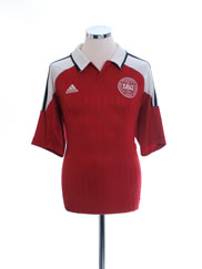 2012-13 Denmark Home Shirt XL