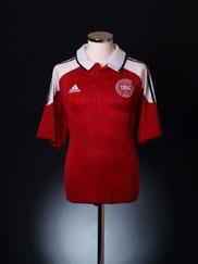 2012-13 Denmark Home Shirt S
