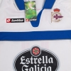 2012-13 Deportivo Third Shirt Santos #8 *w/tags* L