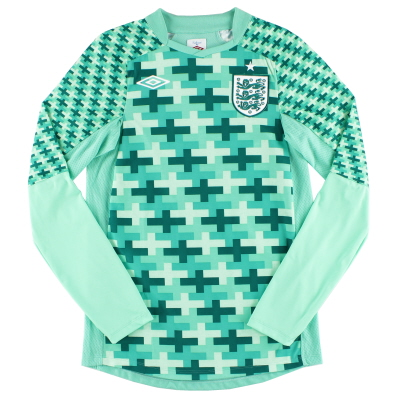 2012-13 England Goalkeeper Shirt S