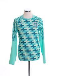 2012-13 England Goalkeeper Shirt M