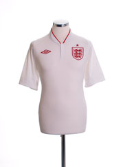 2012-13 England Home Shirt *Mint* M