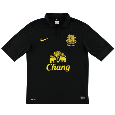 2012-13 Everton Away Shirt