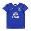2012-13 Everton Home Shirt Jelavic #7 XL