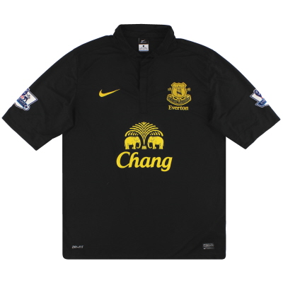 2012-13 Everton Nike Away Shirt XL