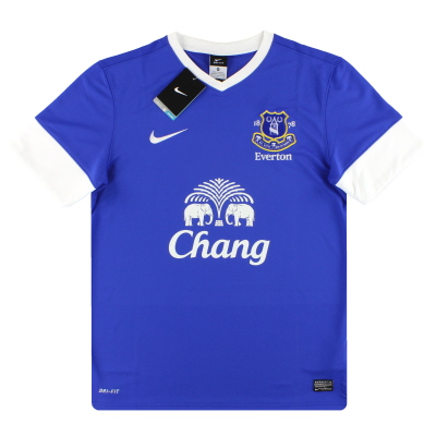 2012-13 Everton Nike Home Shirt *w/tags* M