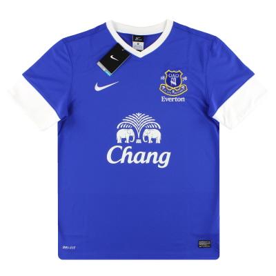 2012-13 Everton Nike Home Shirt *w/tags* M