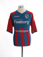 2012-13 FC Fyn Home Shirt XL