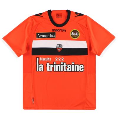 2012-13 FC Lorient Macron Home Shirt *Mint* S
