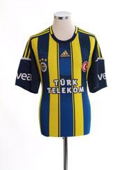 2012-13 Fenerbahce Home Shirt XL