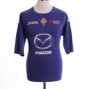 2012-13 Fiorentina Home Shirt Jovetic #8 L