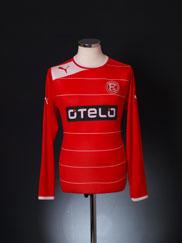 DSV Düsseldorfer  home shirt (Original)