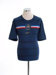 2012-13 France Nike Training Shirt L